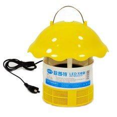 ซื้อ Shop108 เครื่องดักยุงและแมลง รุ่น Opt 8020 สีเหลือง ถูก
