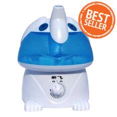ราคา Shop108 เครื่องทำละอองน้ำ รุ่น Elephant White Blue Shop108 เป็นต้นฉบับ