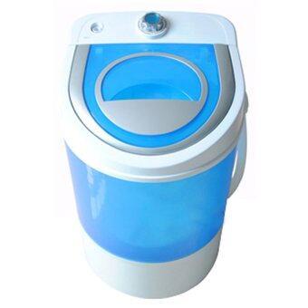 เครื่องซักผ้ามินิฝาบน shop108 - รุ่น XPB40-488S 4 กก. สีฟ้า