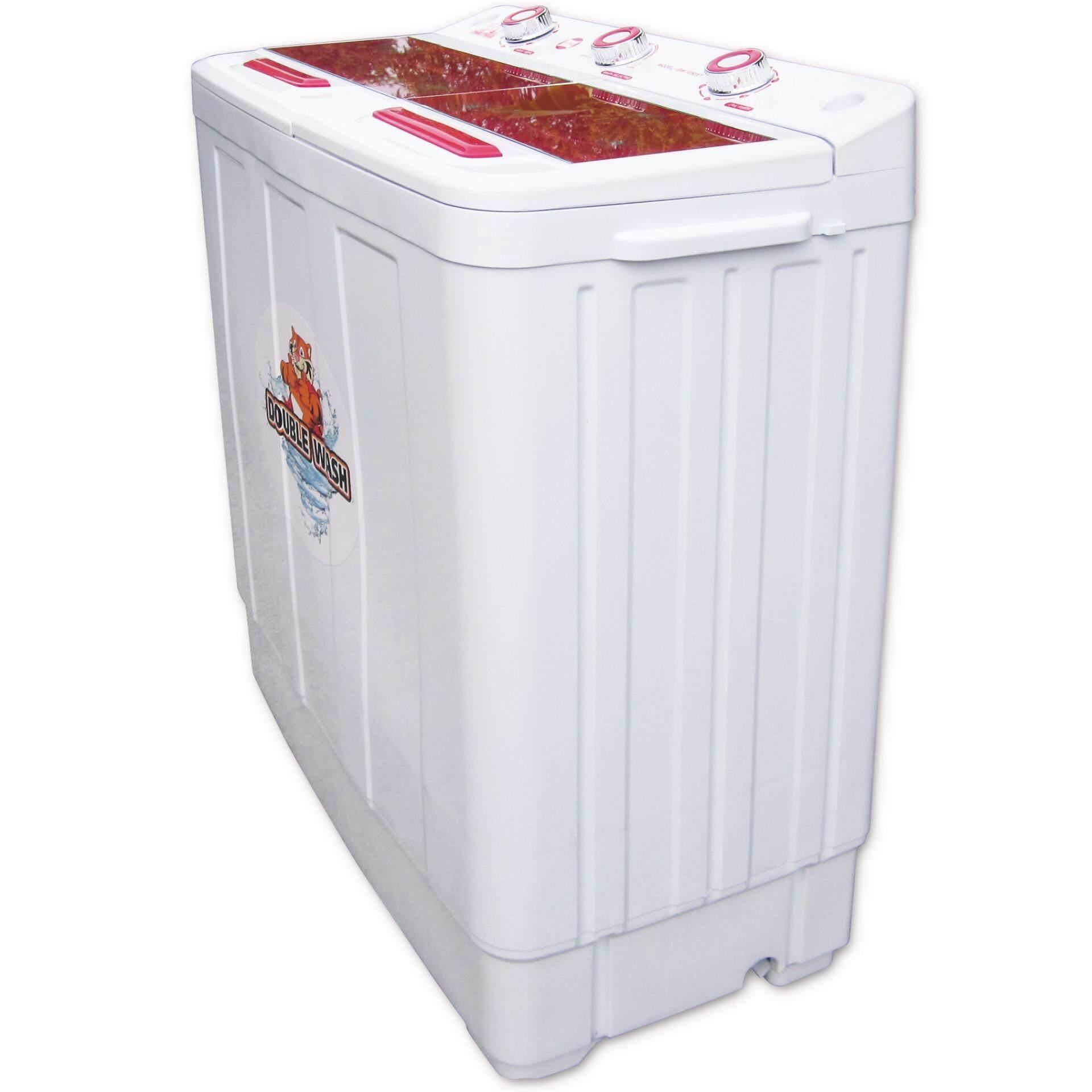ลดต้อนรับปีใหม่ เครื่องซักผ้า แอลจี -10% LG เครื่องซักผ้า 2 ถัง ขนาด14 ก.ก รุ่น WP-1650WST อ่านรีวิวจากผู้ซื้อจริง