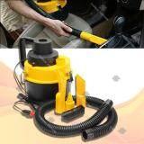 โปรโมชั่น Sinlin เครื่องดูดฝุ่นรถยนต์ อเนกประสงค์ เครื่องดูดฝุ่นในบ้าน กระทัดรัด Car Vacuum Cleaner รุ่น Cvc802 Black Yellow ใน กรุงเทพมหานคร