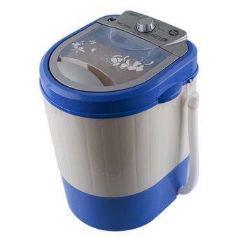 เครื่องซักผ้าขนาดเล็กสีฟ้าSmarthome SM-WM01