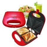โปรโมชั่น Sonar เครื่องทำแซนด์วิช รุ่น Sm S021 Red Sonar
