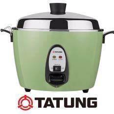 TATUNG MULTI-FUNCTIONAL COOKER หม้อหุงข้าวอเนกประสงค์ รุ่น TAC-10GS-GREEN
