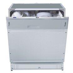 Tecno+ เครื่องล้างจานแบบตั้งพื้น รุ่น Tnp Dwb 60712 Ss.