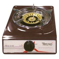 ส่วนลด Tecnostar เตาแก๊สหัวเดี่ยว รุ่น Tns G12 Ss Tecno