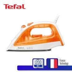 ขาย Tefal เตารีดไอน้ำ 1300วัตต์ หน้าเตา Non Stick Tefal ออนไลน์
