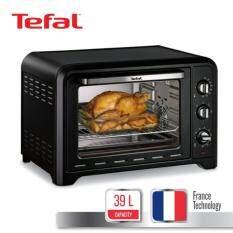 Tefal เตาอบ กำลังไฟ 2 000 วัตต์ ขนาดความจุ 39 ลิตร รุ่น Of4848 Black Tefal ถูก ใน สมุทรปราการ