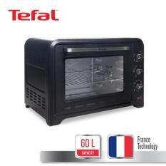 ซื้อ Tefal เตาอบ ขนาดความจุ 60 ลิตร รุ่น Of4958 Black Tefal เป็นต้นฉบับ