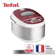 ขาย Tefal หม้อหุงข้าวไฟฟ้าระบบดิจิตอล กำลังไฟ 750 W ขนาดความจุ 1 ลิตร รุ่น Rk8115Th Silver Tefal