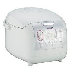 ขาย Toshiba หม้อหุงข้าว ความจุ 1 ลิตร รุ่น Rc 10Mm Wt A สีขาว ใหม่