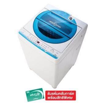 TOSHIBA เครื่องซักผ้าฝาบน 8kg. รุ่น AW-E900L