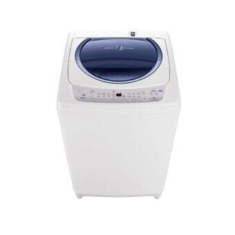 Toshiba เครื่องซักผ้าฝาบนความจุ 8 กก. รุ่น AW-B900GT(WB) (White)
