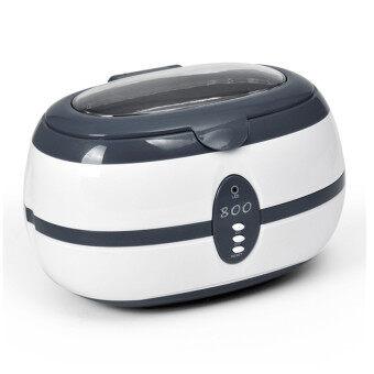 Ultrasonic CLEANER 600 มิลลิลิตร VGT-800 สำหรับรายการเด็ก AC220 ~ 240 โวลต์ 50Hz