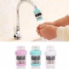 หัวกรองน้ำ สามารถกรองสิ่งปากได้อย่างดี ทำความสะอาดถูกหลักอนามัย ขนาดเล็ก (blue) By Ilovefashion.