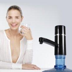 ขาย Wireless Electrical Bottle Drinking Water Pump Dispenser Black Intl Unbranded Generic เป็นต้นฉบับ