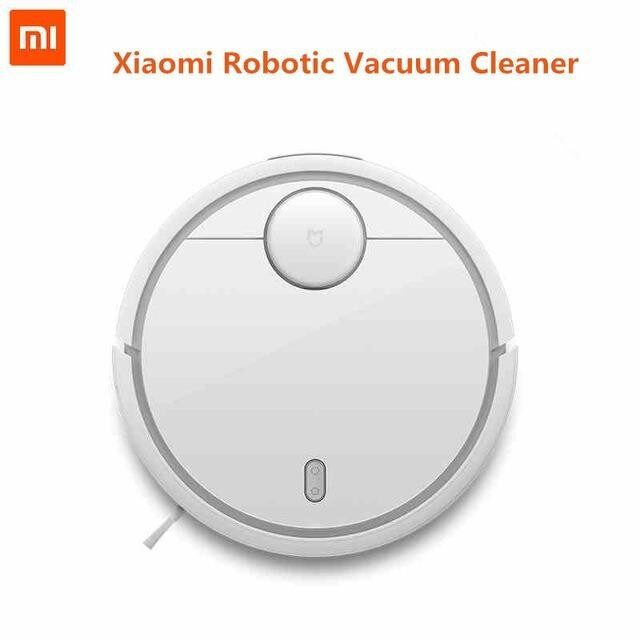 หาซื้อ  Xiaomi หุ่นยนต์ดูดฝุ่น Mi Robot Vacuum Cleaner หุ่นยนต์ทำความสะอาด เครื่องดูดฝุ่น ซื้อเว็บไหนดี