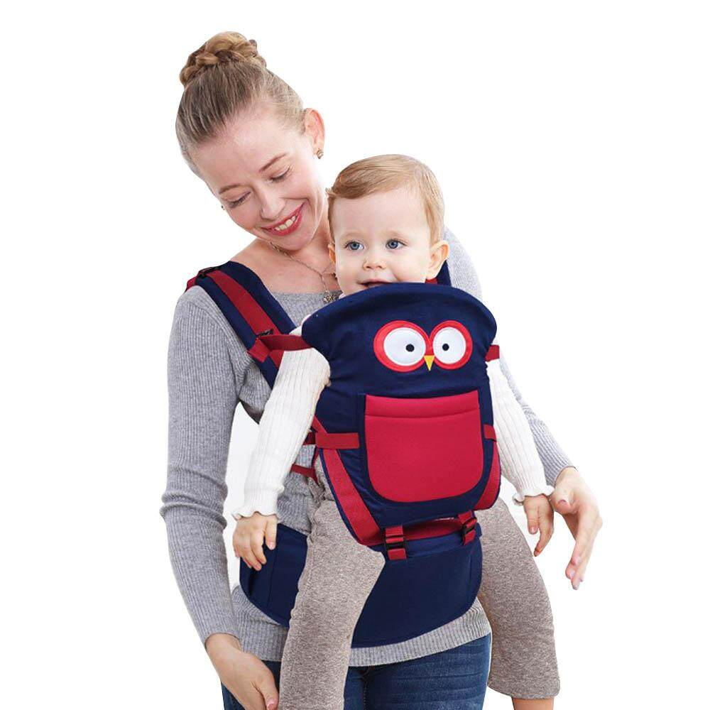 Comebuy88 Baby Carrier Comfortable Detachable Breathable Cartoon Newborn Backpacks Carrier ส่ง Free!!