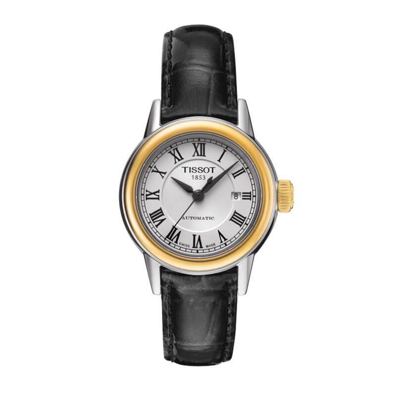 Switzerland tissot_watch__ tissot_watch__ Carson Mechanical Women's Watch Belt Watch T085.207.26.013.00