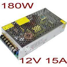 12V 15A 180W Switching Power Supply Transformer For LED Strip Light New