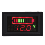 12V-84V Lead-acid Battery Capacity Indicator Voltage Meter Voltmeter Monitor LCD
