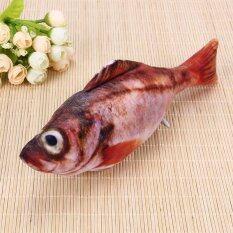 ขาย 20G Red Rockfish Shape Toy Pet Cat Kitten Chewing Fish Plaything Red Intl ราคาถูกที่สุด