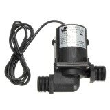 ขาย 2Pcs Dc 12V 1000L H Electric Solar Brushless Motor Water Pump Aquarium Fountain New Intl ถูก Thailand