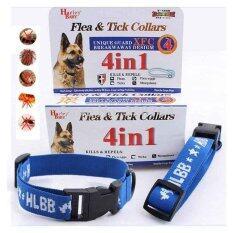 ขาย ซื้อ 4 Month Anti Fleas Ticks Collars For Large Dog Pets Intl จีน