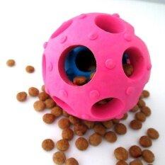 ขาย ซื้อ Ajkoy Pet Toys Bite And Miss Food Ball Blue Intl ใน จีน