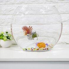 ซื้อ Aquarium Artificial Fish Landscape Decoration Simulation Animal Ornaments Black Intl ออนไลน์ จีน