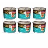 ทบทวน ที่สุด Bellotta Tuna In Gravy เบลลอตต้ากระป๋อง ปลาทูน่าในน้ำเกรวี่ เสริมลูทีนและน้ำมันทานตะวัน 185 กรัม จำนวน 6 กระป๋อง