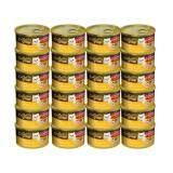 ขาย ซื้อ ออนไลน์ Bellotta Tuna With Chicken In 3 Layers เบลลอตต้ากระป๋อง ปลาทูน่าและไก่รวม 3 ชั้น 85 กรัม จำนวน 24 กระป๋อง