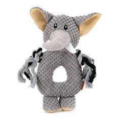 ทบทวน ที่สุด เท็ดดี้ตุ๊กตาสัตว์เลี้ยงโกลเด้น Bichon สุนัขของเล่น