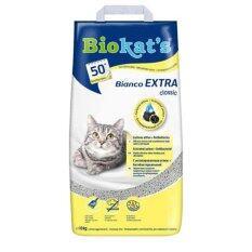 BIOKAT'S BIANCO EXTRA CLASSIC 10KG ไบโอแคท เบียนโค เอ็กซ์ตร้า คลาสสิก 10 กก.