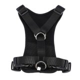 ราคา Breathable Adjustable Nylon Dog Pet Seat Belt Car Harness Walking Vest M Black Intl Unbranded Generic เป็นต้นฉบับ