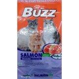 ส่วนลด Buzz *d*lt Cat Salmon อาหารแมวโต รสปลาแซลมอน 1 2Kg 2 Units Buzz