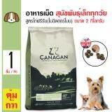 ราคา Canagan อาหารสุนัข สูตรเนื้อไก่ เม็ดโดนัท ทานง่าย สำหรับสุนัขพันธุ์เล็กทุกวัย ขนาด 2 กิโลกรัม Canagan เป็นต้นฉบับ