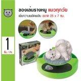 ซื้อ Catch The Mouse ของเล่นแมว วงล้อหนู สำหรับแมวทุกวัย ขนาด 25X7 ซม ถูก
