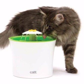 น้ำพุแมว Catit Flower Fountain 3L.