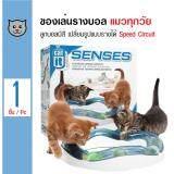 ราคา Catit ของเล่นแมว รางบอลแมวมีเเสง จัดเรียงได้หลายรูปร่าง ของเล่นสำหรับแมวทุกวัย รุ่น Speed Circuit กรุงเทพมหานคร