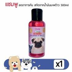 ราคา Chorus แชมพูสุนัข และแมว Medicateed Shampoo สูตรแก้คัน 500 Ml เป็นต้นฉบับ