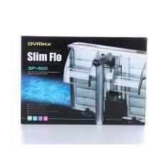 ส่วนลด Dymax กรองแขวนสำหรับตู้ปลา Slim Flow Sf 500 สีดำ