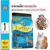 ซื้อ Earthborn อาหารแมว สูตรปลาแซลมอน บำรุงขนและผิวหนัง สำหรับแมวทุกช่วงวัย ทุกสายพันธุ์ ขนาด 6 36 กิโลกรัม ออนไลน์