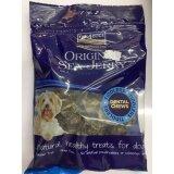 ราคา Fish4Dogs Original Sea Jerky Tiddlers ขนมสำหรับสุนัข ทำจากหนังปลา ทรงสีเหลี่ยม 100G 2 Units ออนไลน์ Thailand