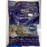 ส่วนลด สินค้า Fish4Dogs Original Sea Jerky Tiddlers ขนมสำหรับสุนัข ทำจากหนังปลา ทรงสีเหลี่ยม 100G