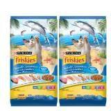 ราคา ราคาถูกที่สุด Friskies Seafood Sensations 7 Kg X 2 Units ฟริสกี้ส์ ซีฟู๊ดเซนเซชั่น ขนาด 7 กิโลกรัม จำนวน 2 กระสอบ
