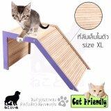ราคา Get Along ชุดของเล่นแมว ที่ฝนเล็บ ทรงสามเหลี่ยม Xl Get Along เป็นต้นฉบับ