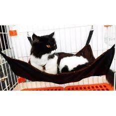ซื้อ Goodsfordog เปลแมว S สีน้ำตาลดำ ออนไลน์