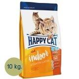 ราคา Happy Cat *d*lt Indoor Atlantik Lachs อาหารแมวแบบเม็ด สำหรับแมวโต ขนาด 10 กก Happy Cat Thailand