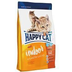 ขาย Happy Cat *D*Lt Indoor Atlantik Lachs อาหารแมวแบบเม็ด สำหรับแมวโต ขนาด 1 4 กก ใหม่